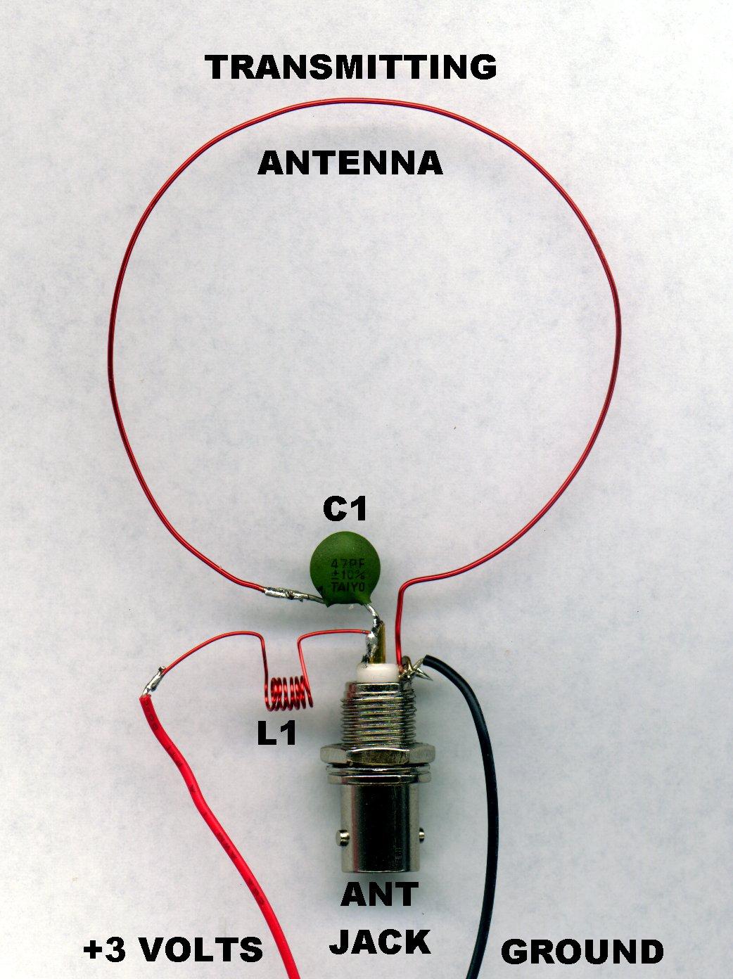 reradiating antenna